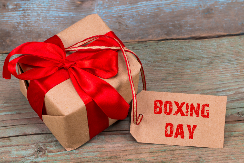 Boxing Day package.