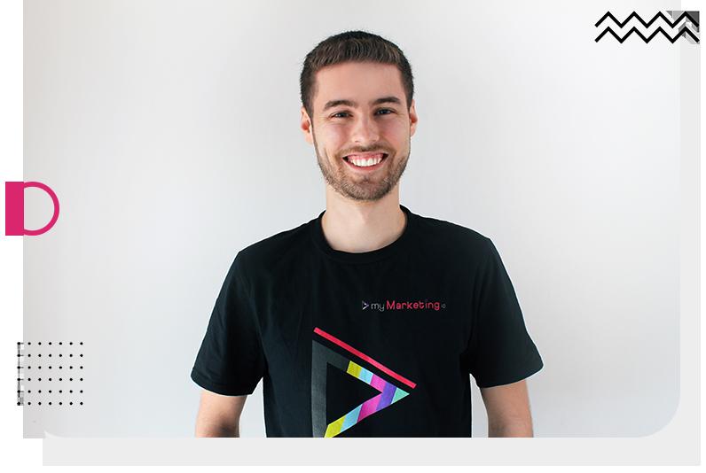myMarketing founder Mathew Paquet.