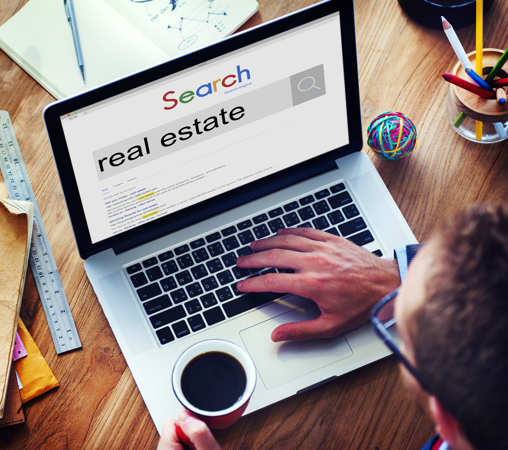 Search engine results for real estate.